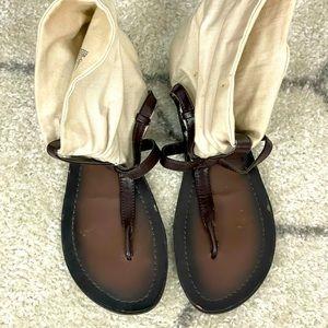 Mia Gladiator Sandals 10